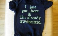 Funny Baby Grows 18 Background