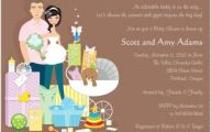 Funny Baby Shower Invitations 11 Background Wallpaper