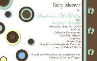Funny Baby Shower Invitations 2 Background Wallpaper