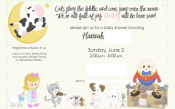 Funny Baby Shower Invitations 23 Background