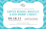 Funny Baby Shower Invitations 29 Desktop Background
