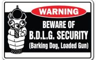 Funny Beware Of Dog Signs 2 Background