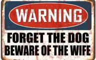 Funny Beware Of Dog Signs 23 Wide Wallpaper