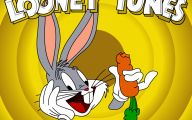 Funny Bugs Bunny Cartoon 12 Widescreen Wallpaper
