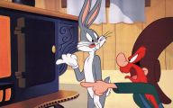 Funny Bugs Bunny Cartoon 14 Hd Wallpaper