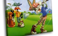 Funny Bugs Bunny Cartoon 8 Background Wallpaper