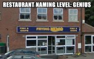 Funny Business Signs 12 Background