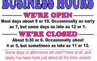 Funny Business Signs 33 Free Wallpaper