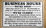 Funny Business Signs 7 Cool Wallpaper