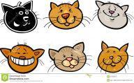 Funny Cartoon Cat 45 Free Hd Wallpaper