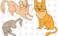 Funny Cartoon Cat 48 Desktop Wallpaper