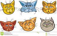 Funny Cartoon Cats 9 Free Wallpaper