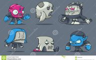 Funny Cartoon Games 8 Desktop Wallpaper