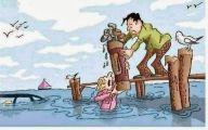 Funny Cartoon Pictures Women 12 Wide Wallpaper