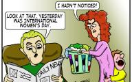Funny Cartoon Pictures Women 21 Desktop Background