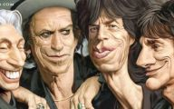 Funny Celebrity Drawings 20 Desktop Wallpaper
