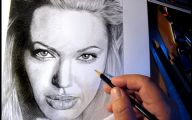 Funny Celebrity Drawings 4 Background