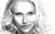 Funny Celebrity Drawings 5 Wide Wallpaper