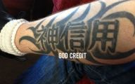 Funny Chinese Tattoos 6 Wide Wallpaper