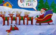 Funny Christmas Cartoon 20 Cool Wallpaper