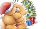 Funny Christmas Cartoon 36 Free Hd Wallpaper
