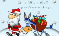 Funny Christmas Cartoon 5 Cool Wallpaper