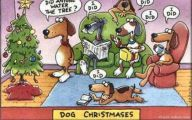 Funny Christmas Dogs 35 Desktop Background