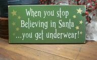 Funny Christmas Signs 15 Background Wallpaper