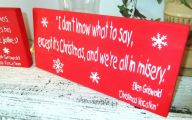 Funny Christmas Signs 16 Background