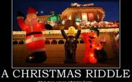 Funny Christmas Signs 18 Wide Wallpaper