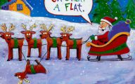 Funny Christmas Signs 20 Wide Wallpaper