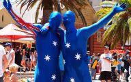 Funny Costumes Australia 4 Background Wallpaper