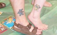 Funny Couple Tattoos 39 Background Wallpaper