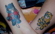 Funny Couple Tattoos 9 Desktop Wallpaper