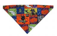 Funny Dog Bandanas 4 Wide Wallpaper