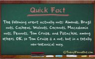Funny Facts About Tom Cruise 18 Background Wallpaper