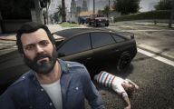 Funny Gta Selfies 5 Desktop Wallpaper