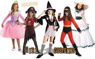 Funny Halloween Costumes For Kids 3 Background Wallpaper