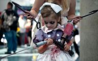 Funny Halloween Costumes For Kids 7 Background Wallpaper