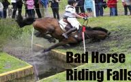 Funny Horse Riding Fails 19 Desktop Background