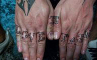 Funny Knuckle Tattoo Ideas 11 Free Wallpaper