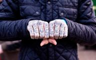 Funny Knuckle Tattoo Ideas 9 Hd Wallpaper