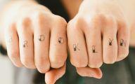 Funny Knuckle Tattoo Phrases 16 Desktop Wallpaper