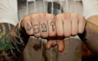 Funny Knuckle Tattoo Phrases 18 Desktop Background