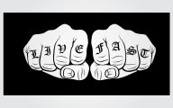 Funny Knuckle Tattoo Phrases 25 High Resolution Wallpaper