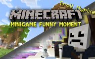 Funny Minecraft Fails 27 Widescreen Wallpaper