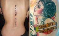 Funny Misspelled Tattoos 13 Widescreen Wallpaper