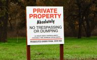 Funny No Trespassing Signs 21 Free Hd Wallpaper