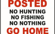 Funny No Trespassing Signs 35 Free Hd Wallpaper