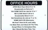 Funny Office Signs 20 Wide Wallpaper